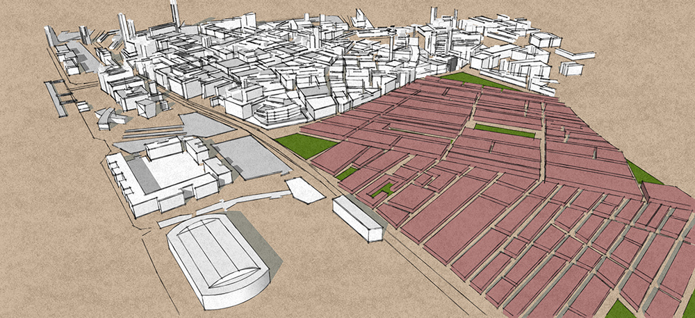 Architecture and Urbanism (MA) – Manchester School of